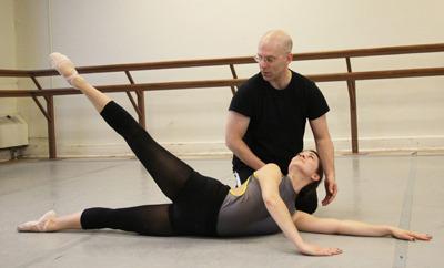 Luc Vanier Dance Magazine