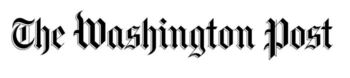 Washington Post masthead